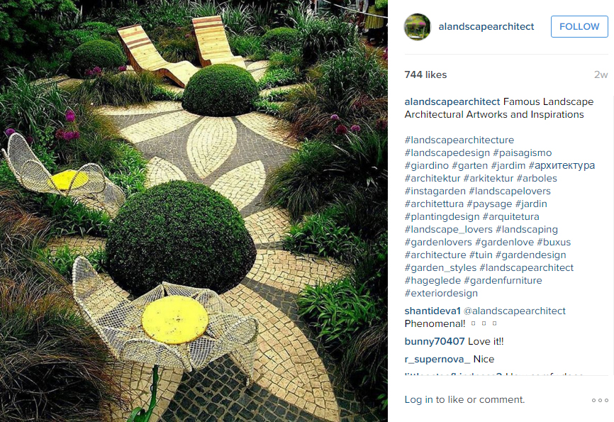 Garden design instagram 28 images garden design our for Garden design instagram